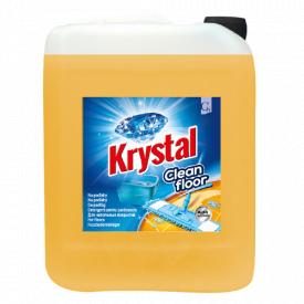 Моющее средство для напольных покрытий KRYSTAL - 5 л