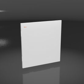 Электрический металлический обогреватель VESTA 500 Вт