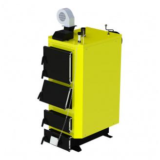 Твердопаливний котел Kronas UNIC NEW 17-150 кВт 75