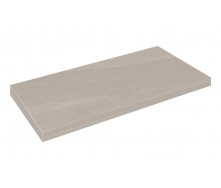 Ступенька угловая правая Zeus Ceramica Calcare grey 34,5x30x3,5 см (SZRXCL8RC2)