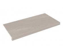 Ступенька угловая правая Zeus Ceramica Calcare Grey 34,5х60х0,92 см (SZRXCL8BRR2)