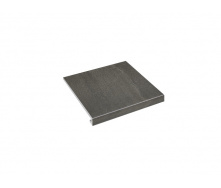 Ступенька прямая Zeus Ceramica Calcare Black 30х34,5х0,92 см (SZRXCL9BRC)