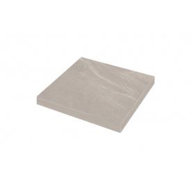 Ступенька угловая правая Zeus Ceramica Calcare Grey 30х34,5х0,92 см (SZRXCL8BRC2)
