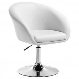 Кресло парикмахерское Woltu BH-24 Белый