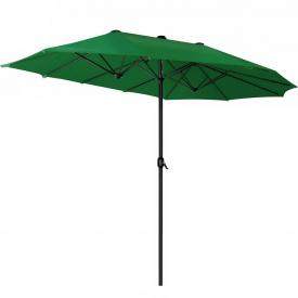 Зонт садовый Kesser, 3 метра, Зеленый (KE-455)