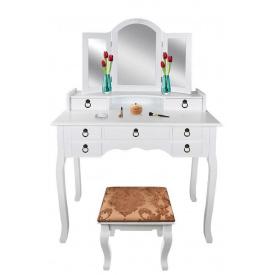 Туалетный гримерный столик с зеркалом KESSER (KE-ST-EO)