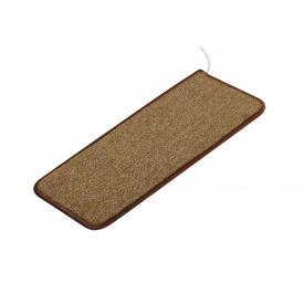 Гріючий килимок SolRay 430x830 мм коричневий