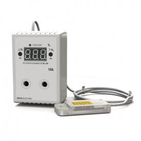 Регулятор-измеритель влажности цифровой в розетку DEUS Electro РВ-10 Р-AM 2302 220 В 10 А