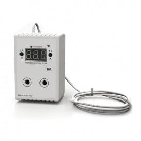 Терморегулятор регулятор температуры цифровой в розетку DEUS Electro ТР-10 Р 10 А 220 В