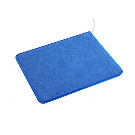 Килимок з підігрівом SolRay 430х530 мм синій
