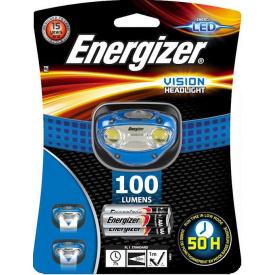 Налобний ліхтарик Energizer VISION100 люменів