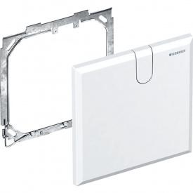 Защитная крышка Geberit для скрытого функционального блока смесителей для умывальников цвет белый 116.425.11.1