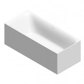 Ванна 1700x750x580мм отдельно стоящая акриловая с сифоном VOLLE 12-22-858