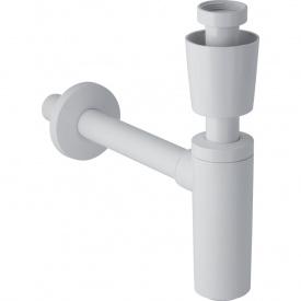 Сифон бутылочный Geberit для умывальников с клапанной розеткой 151.035.11.1