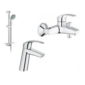 Eurosmart Набор смесителей для ванны 233240013330000227926000 GROHE 123246 M