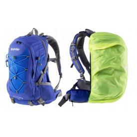 Трекинговый вело рюкзак Hi-Tec V-Lite Aruba 35 л Air-Flow синій