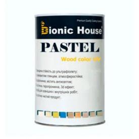 Pastel Wood Color Bionic House Фарба для дерева акрил 0,8 л