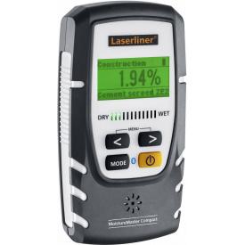 Профессиональный влагомер c Bluetooth LaserLiner MoistureMaster Compact Plus 082.334A