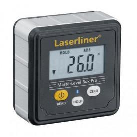 Цифровой уровень с интерфейсом Bluetooth LaserLiner MasterLevel Box Pro 081.262A