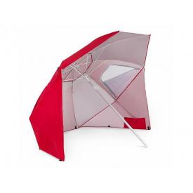 Пляжный зонт Sora красный