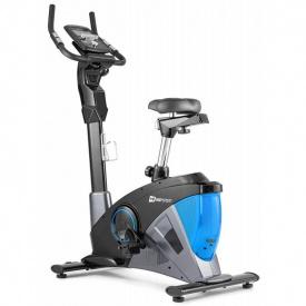 Велотренажер Hop-Sport HS-090H Apollo синий iConsole+ Мат