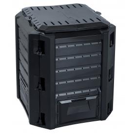 Компостер Prosperplast COMPOGREEN 380 л, черный (5905197960500)