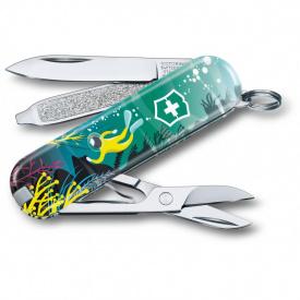 Складной нож Victorinox CLASSIC LE 0.6223.L2006
