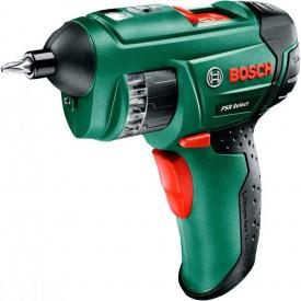 Электроотвертка Bosch PSR Select 0603977021