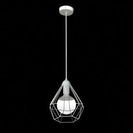 Светильник подвесной в стиле лофт MSK Electric Е27 (NL 0537 W)