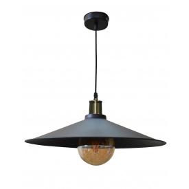 Світильник підвісний в стилі лофт MSK Electric Е27 метал (NL 450)