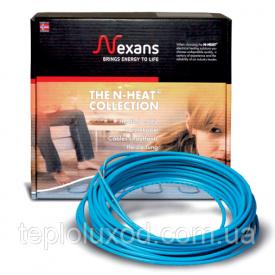 Нагревательный кабель одножильный Nexans TXLP/1 1000/17 5,9-7,4 м2