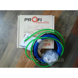 Нагрівальний кабель ProfiTherm Еко 16,5/2670 16,2-20,3 м2