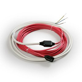 Тепла підлога Ensto TASSU двожильний кабель 1200 Вт 7-10 м2