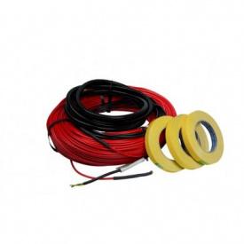 Тепла підлога Ensto ThinKit двожильний кабель 1100 Вт 7,3-13,8 м2