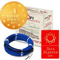 Теплый пол PROFI THERM Eko Flex тонкий двужильный кабель 120 Вт 0,75 м2