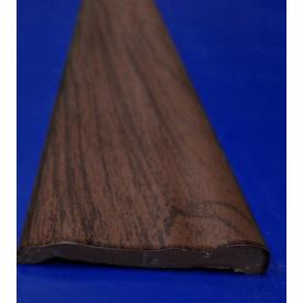 Фигурный наличник (пвх) CEZAR 70мм 2,2м орех