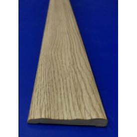 Фигурный наличник (пвх) CEZAR 70мм 2,2м дуб классик