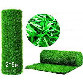 Забор Green mix зелёная трава H -1,8х5
