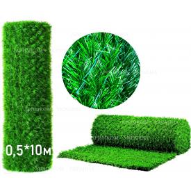 Забор Green mix зелёная трава H -2х5
