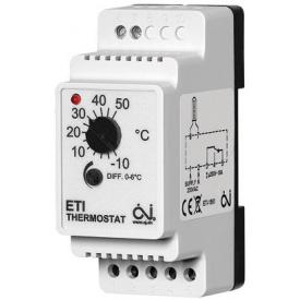 Терморегулятор для обігріву труб і ємностей OJ Electronics ETI-1551