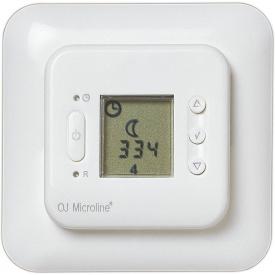 Програмований термостат для теплої підлоги OJ Electronics OCC2-1991