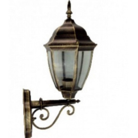 Настінний садово-парковий світильник Lemanso,PL6660 антич.золото