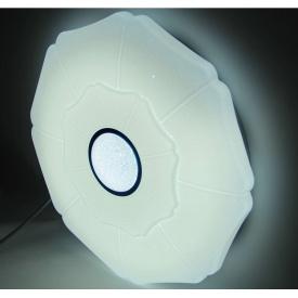 Светодиодная люстра flower 2*36Вт/3000-6000K/500*80мм/10-15м2