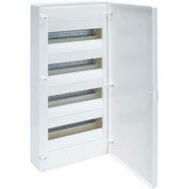 Щит GOLF 48-модулей с белыми дверями VS412PD