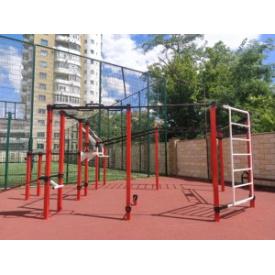 Будівництво спортивних майданчиків WORKOUT