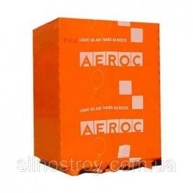 Газоблок Aeroc 100х200х600 мм D400