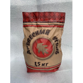 Древесный уголь Ditol 1,5 кг