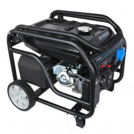 Генернатор бензиновый Hyundai HHY 7050F