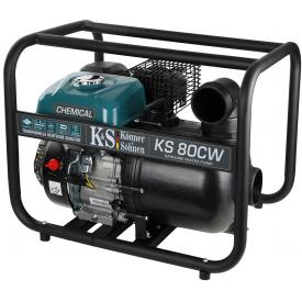 Мотопомпа для агресивних рідин Konner & Sohnen KS 80CW