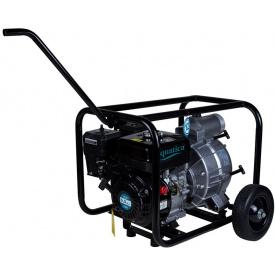 Мотопомпа для грязной воды Aquatica 6.5 л.с. Hmax 28 м Qmax 50 м (4-ех тактный) (772537)